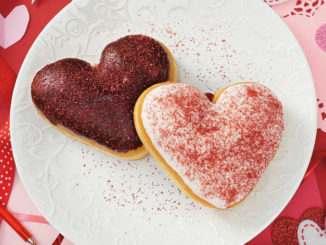 Tim Hortons Unveils New 'Be Mine Donuts' To Celebrate Valentine's Day