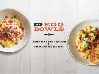 Corner Bakery Introduces New Egg Bowls As Part Of New 2019 Seasonal Menu