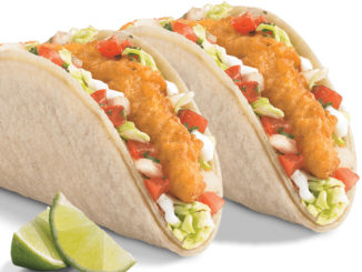 Del Taco Offers 2 For $4 Beer Battered Fish Tacos While Welcoming Back Jumbo Shrimp