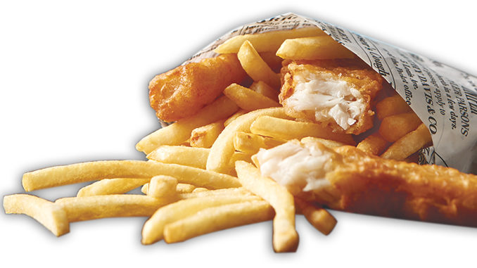 Fish And Chips Are Back Wienerschnitzel For 2019 Seafood Season