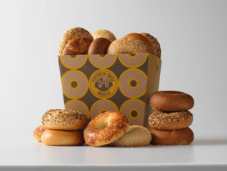 Free Bagel And Shmear With Any Purchase At Einstein Bros. On February 9, 2019