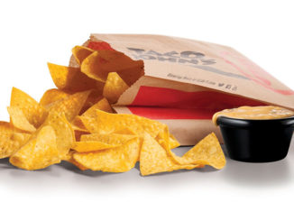 Free Chips And Nacho Cheese For Taco John's App Users On February 24, 2019