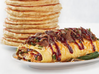 IHOP Offers New 'All You Can Eat Pancakes' With Any Omelette Purchase