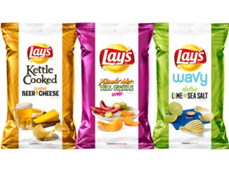 Lay's Unveils 3 New Chip Flavors As Part Of 'Turn Up The Flavor' Collection