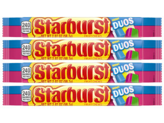 Mars Introduces New Starburst Duos