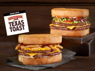 New Texas Toast Garlic Bread Doubles Arrive At Checkers And Rally's
