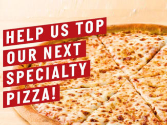 Papa John's Launches 'Pick Our Next Pizza' Campaign