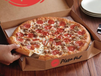 Pizza Hut Offers Any Large Carryout Pizza For $10.99 Through February 17, 2019