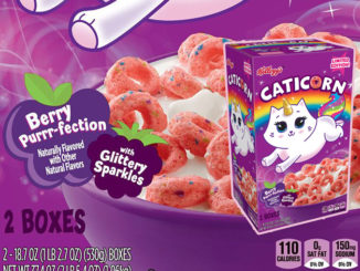 Sam's Club Just Dropped New Kellogg's Caticorn Cereal