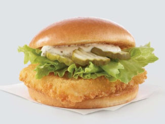 The North Pacific Cod Sandwich Is Back At Wendy's