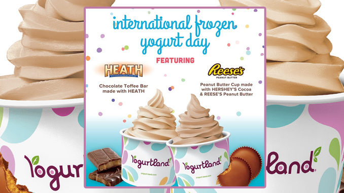 Yogurtland Offers Buy One, Get One Free Deal On February 6, 2019