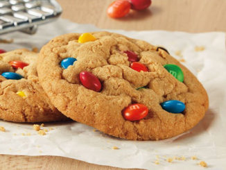 Burger King Bakes Up New Cookie Made With M&M'S Chocolate Candies