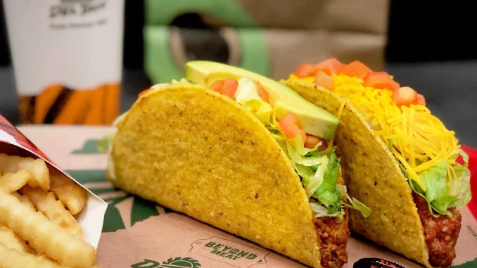 Del Taco Set To Roll Out Meat-Free Beyond Tacos Nationwide