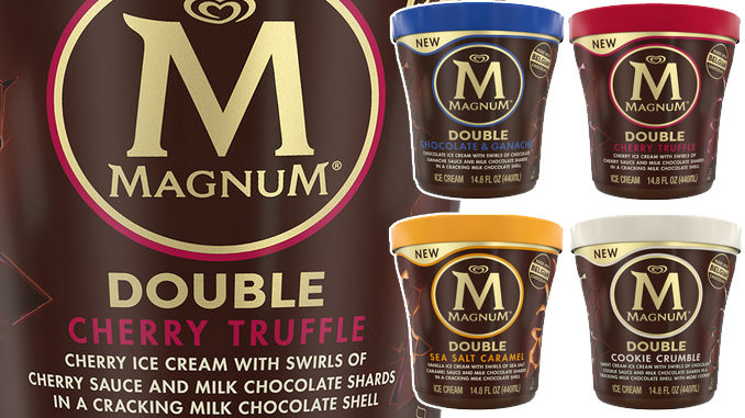 Magnum Ice Cream Adds New Magnum Double Tubs, 2 New Klondike Minis Flavors