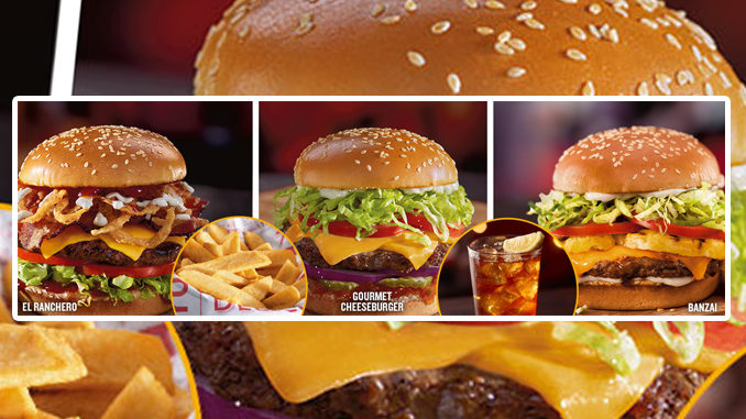 Red Robin Puts Together New $10 Bundle Through April 21, 2019