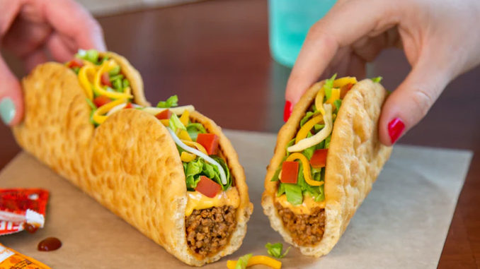 Taco Bell's Triplelupa Enters Second Round Of Testing In New Test Market