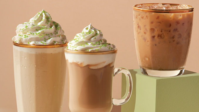 The Coffee Bean Unveils 2019 Spring Beverage Lineup
