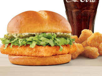 The Fish Sandwich Is Back At Sonic For 2019 Seafood Season