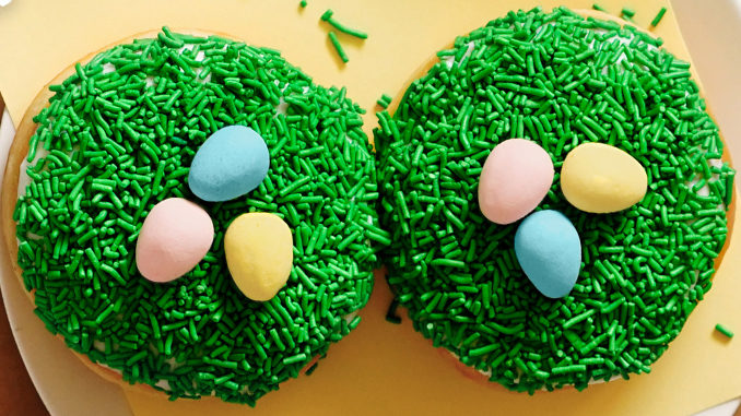Tim Hortons Unveils New Cadbury Mini Eggs Donut For Easter 2019
