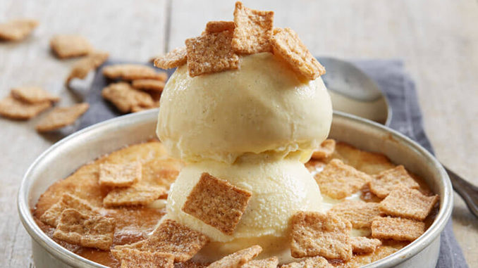 BJ's Offers Free Pizookie With Any Food Purchase Of $9.95 Or More On April 24, 2019