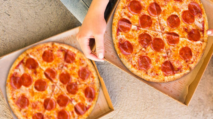 Blaze Offers 2 Pepperoni Pizzas For $10 When Ordered Online