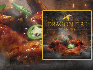 Buffalo Wild Wings To Offer New Dragon Fire Wings For One Day Only On April 14, 2019