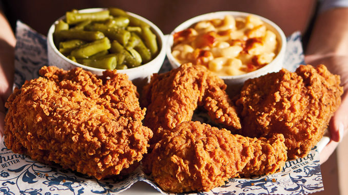 Cracker Barrel Old Country Store Cooks Up New Southern Fried Chicken