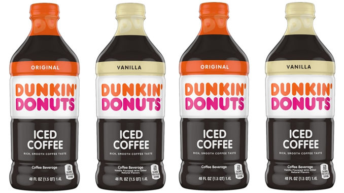 Dunkin' Adds New Multi-Serve Ready-To-Drink Iced Coffee Options
