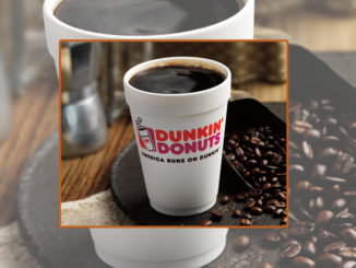 Dunkin' Offers Medium Hot Or Iced Coffee for $1 On April 15, 2019 (Perks Rewards Members)