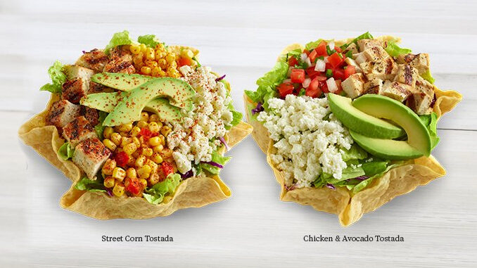 El Pollo Loco Adds Two New Queso Fresco Tostadas