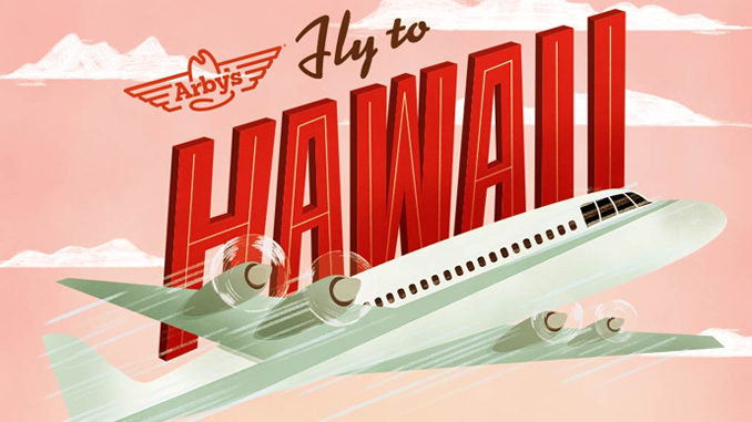 Here's What You Need To Know To Score A Trip To Hawaii For $6 From Arby's