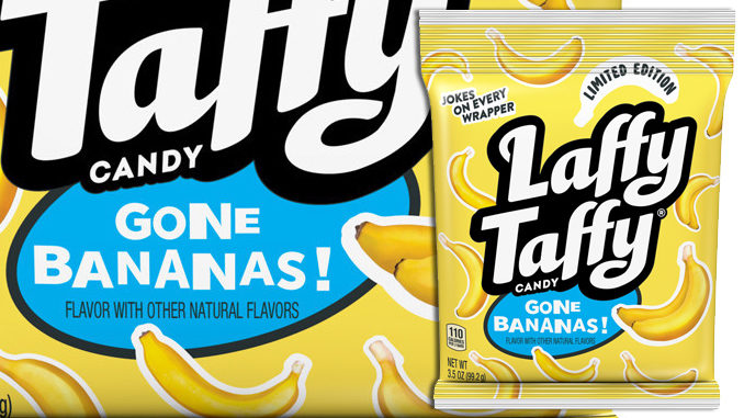 Laffy Taffy Now Available In Banana-Only Flavored Bags