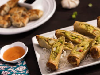 P.F. Chang's Introduces New Crispy Avocado Spring Rolls And New Mongolian Potstickers