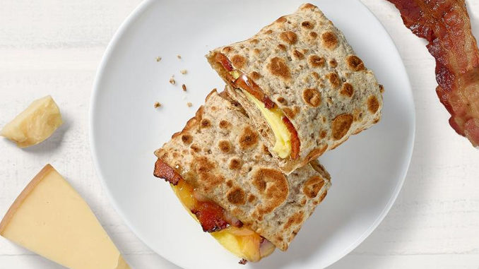 Panera Puts Together 3 New Whole Grain Breakfast Wraps
