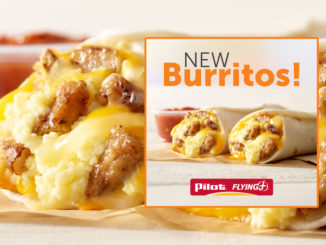 Pilot Flying J Introduces New Breakfast Burritos