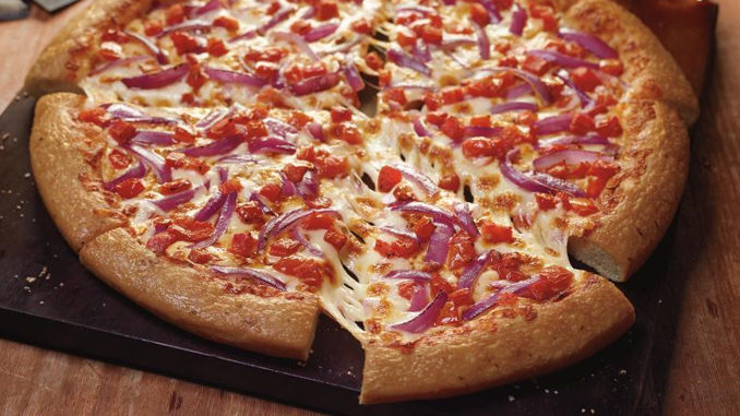 Pizza Hut Offers 50% Off All Menu-Priced Pizzas Ordered Online Through April 27, 2019 With This Promo Code