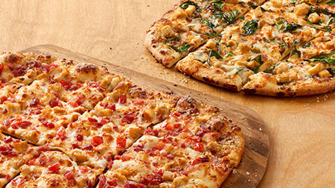 Pizza Inn Adds New Chicken Flatbreads To Buffet Lineup