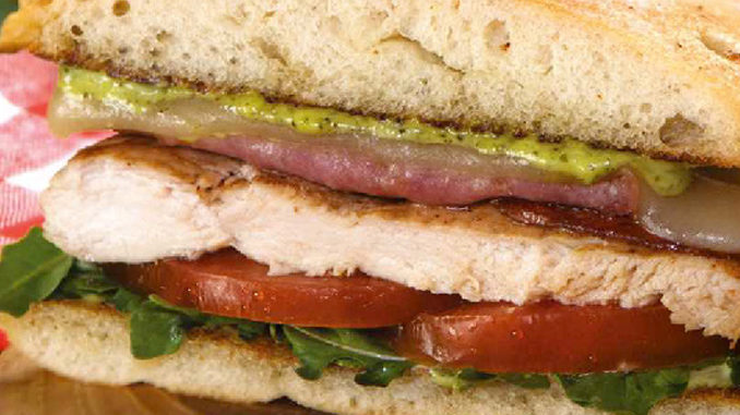 The Habit Introduces New Italian Chicken Ciabatta Sandwich