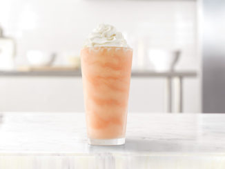 The Orange Cream Shake Is Back At Arby's