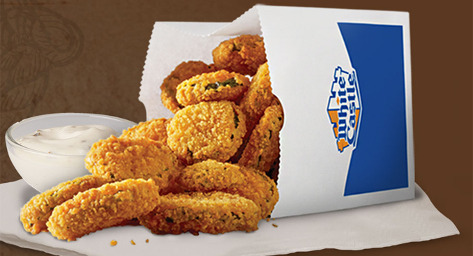 White Castle Fried Pickles