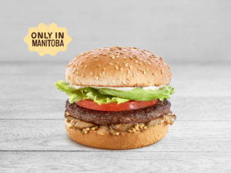A&W Grills New Bison Burger In Canada