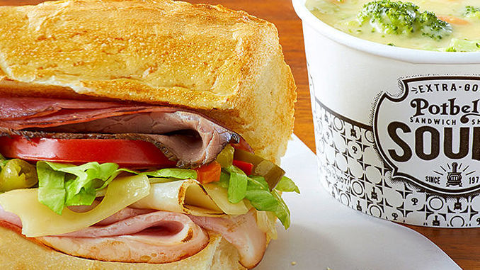 Buy One, Get One Free Offer For First Responders At Potbelly Through May 26, 2019