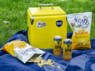 Cape Cod Launches New Summer Potato Chips To Pair With Samuel Adams Ale