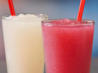 Checkers And Rally's Weclome Back Sippable Italian Ice Slushies