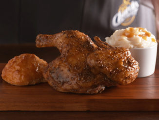 Church's Welcomes Back Bourbon Black Pepper Smokehouse Chicken