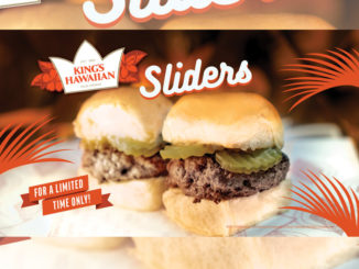 Fatburger Puts Together New King's Hawaiian Sliders