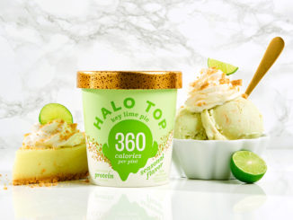 Halo Top Launches New Key Lime Pie Ice Cream Flavor