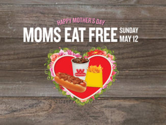 Moms Eat Free At Wienerschnitzel On May 12, 2019