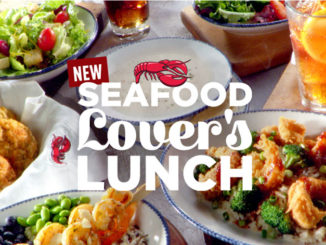 Red Lobster Puts Together New Seafood Lover's Lunch Deals