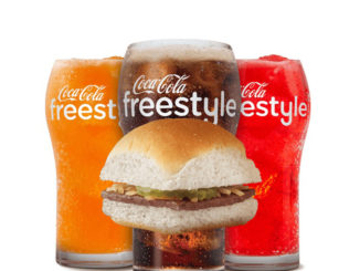 White Castle Offers Free Slider And Coca-Cola Freestyle Beverage On May 15, 2019
